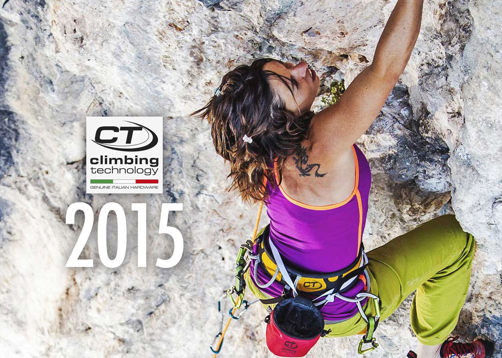 2015 new products Climbing Technology
