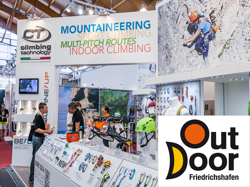 Friedrichshafen messe 2014: CT si riconferma tra i leader mondiali del climbing and safety equipement