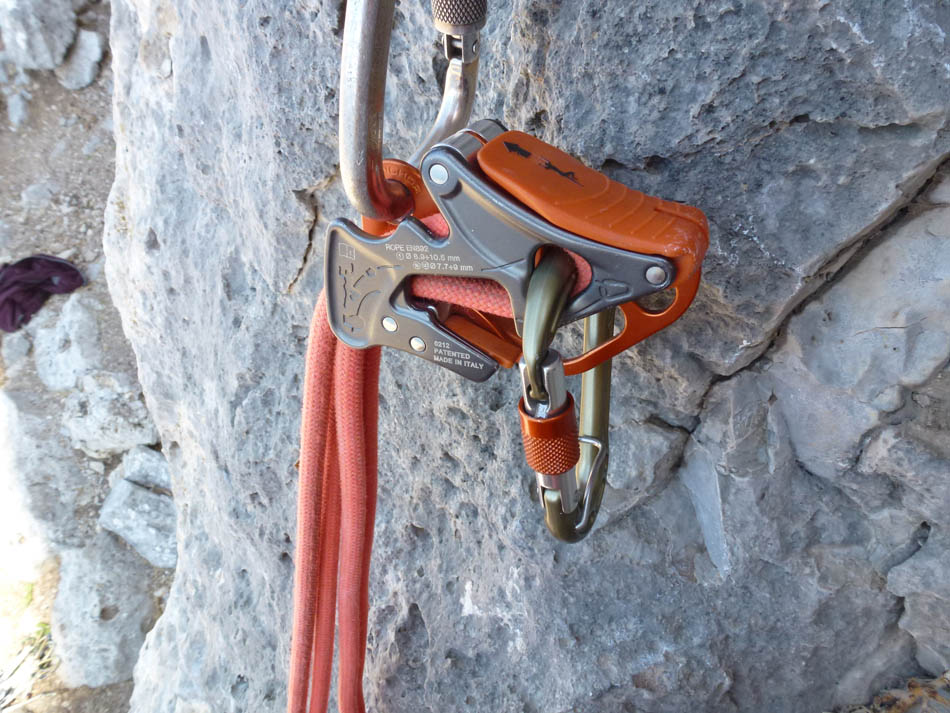 Adrian Berry tests the Alpine Up and confirms its incredible characteristics on UK Climbing