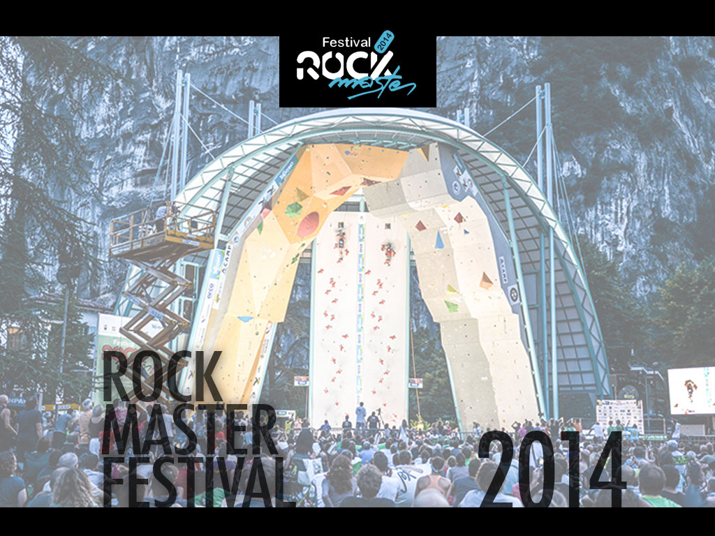 Rock Master world championship Festival. We'll be there!