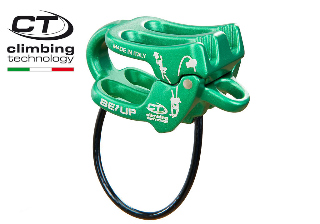 Be Up: the new belay/abseil device reviewed by Boulders UK