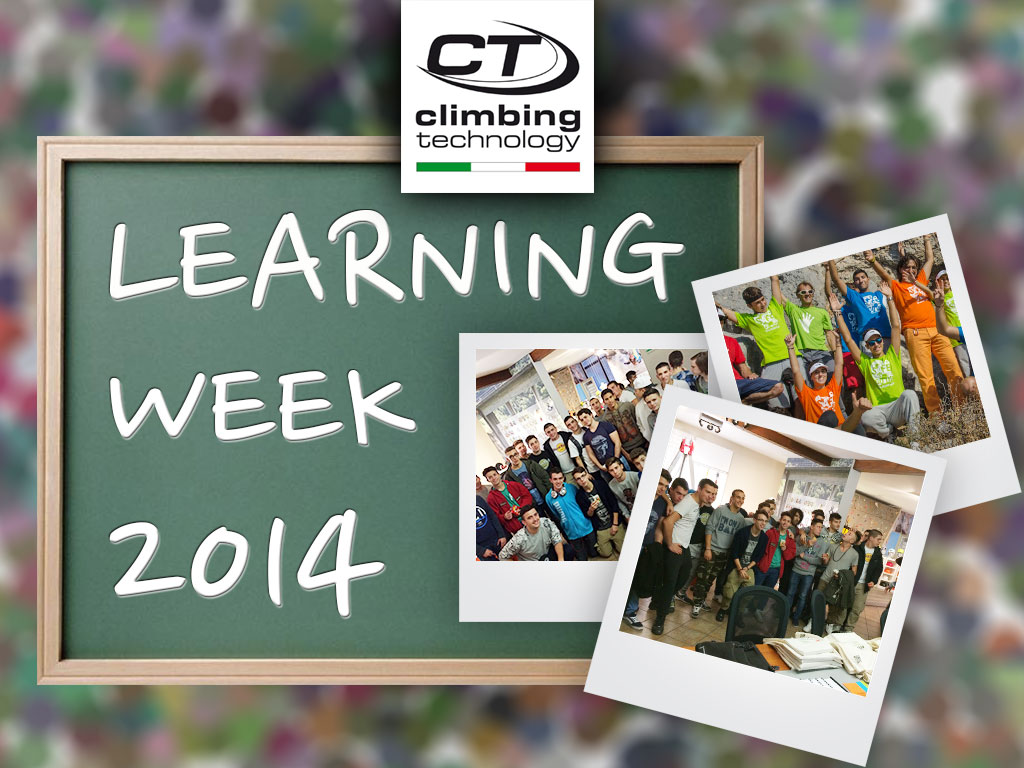 Learning week 2014 – Climbing Technology incontra gli studenti