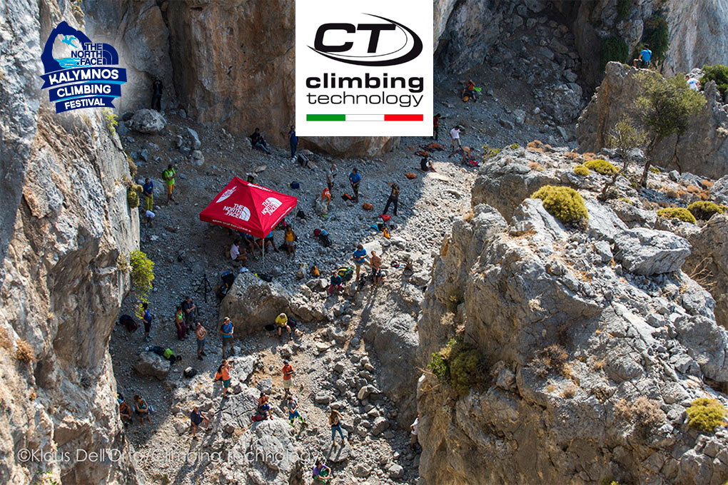 Telendos: the Legends free routes at the secret crag at kalymnos climbing festival