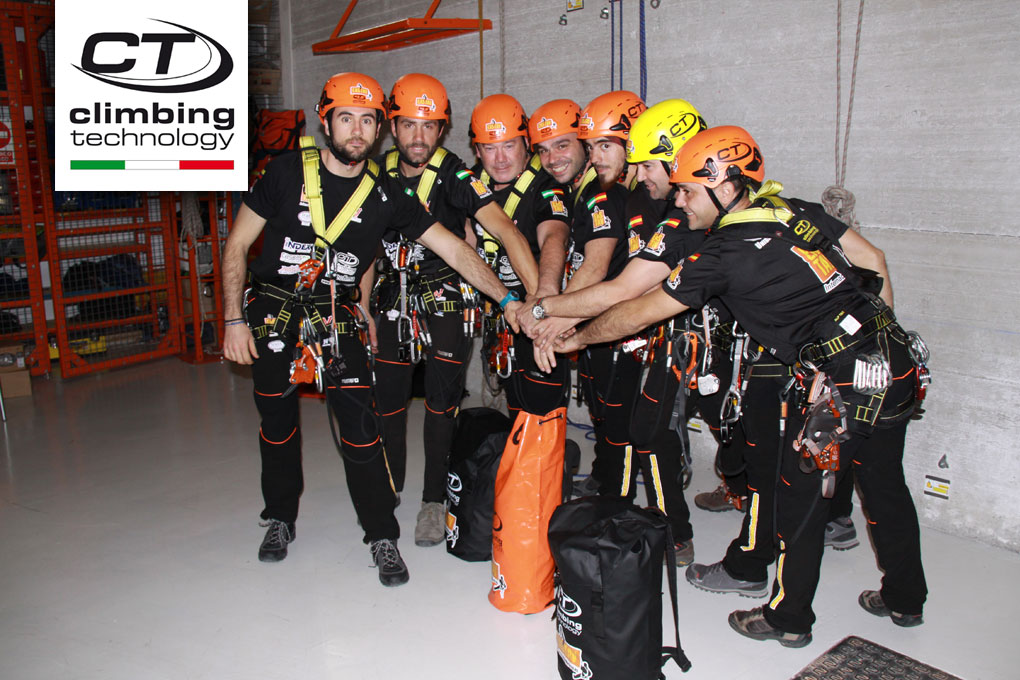 Climbing Technology supporta EASTAV al Rescue Day Trophy