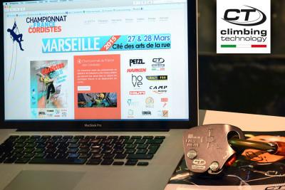 Al via la 5° edizione del Championnat de France des Cordistes