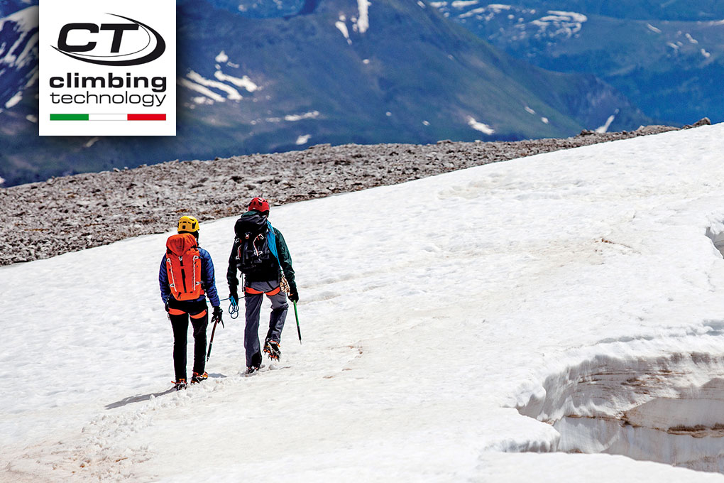 How do you choose the perfect ice axe?