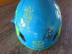 il casco di Tamara