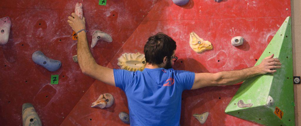 Il Gomito: prevenire gli infortuni dell'arrampicatore.