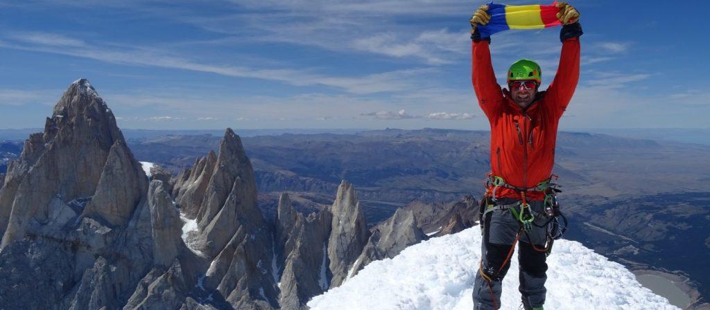 Zsolt Torok: nuova variante sul Cerro Adela Sur e salita del Cerro Torre