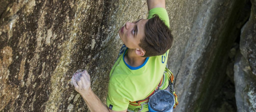 """Spirit Walker"": Primo 8c per Davide Colombo"