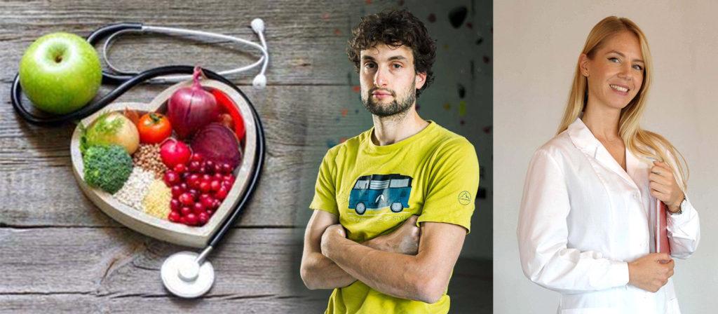 Alimentazione e sport: Silvio Reffo intervista Chiara Ferro, biologa-nutrizionista