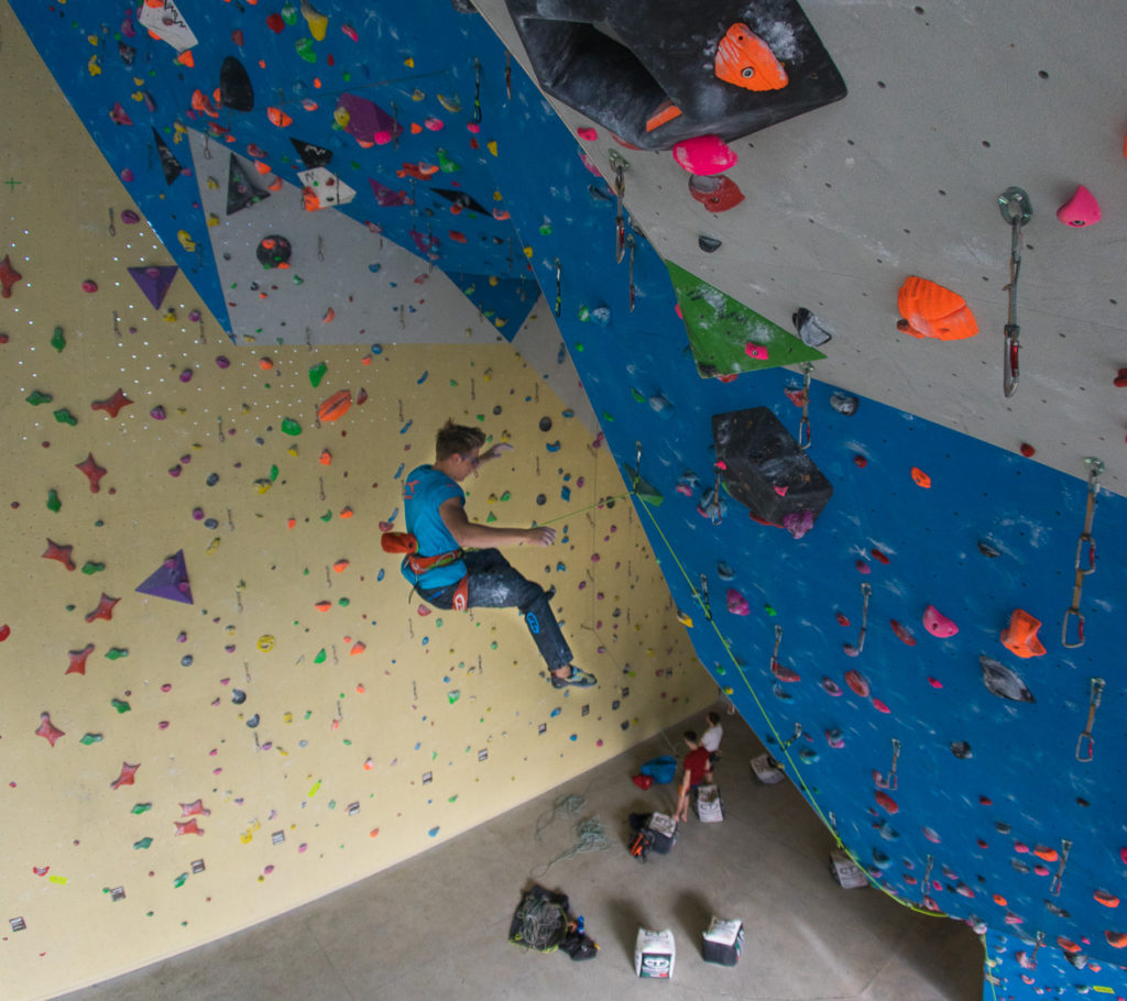"Silvio interviews Luca Montanari: ""The mental training for sport climbing"""